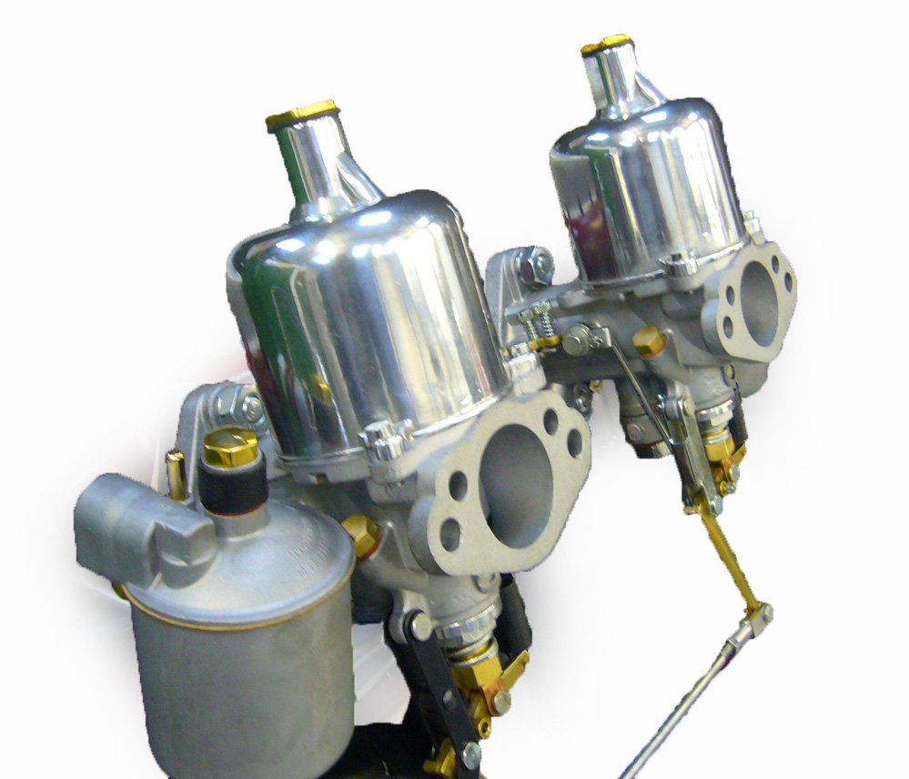 Carburettors, fuel lines, pumps (22)